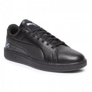 Puma Sneakers BMW MMS Smash V2 306450 03 Black/Puma Black