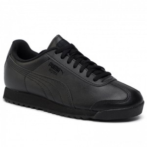 Black Friday 2020 - Puma Sneakers Roma Basic Jr 354259 12 Black/Black