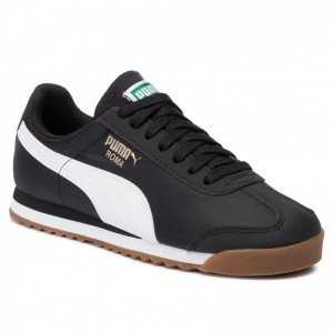 Puma Sneakers Roma Basic Summer Jr 359841 21 Black/Puma Black