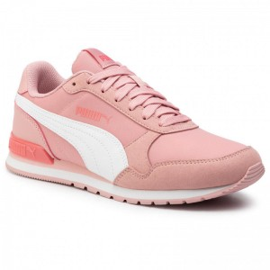 Black Friday 2020 - Puma Sneakers St Runner V2 Nl Jr 365293 14 Bridal Rose/Puma White