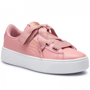 Black Friday 2020 - Puma Sneakers Vikky Stacked Ribb Core 369112 05 Bridal Rose/Bridal Rose