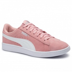 Puma Sneakers Vikky V2 369725 08 Bridal Rose/White/Silver