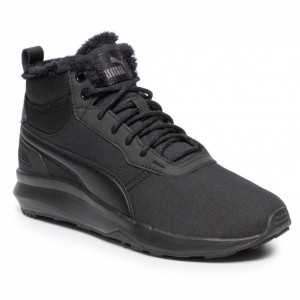 Black Friday 2020 - Puma Sneakers ST Activate Mid WTR 369784 01 Black/Puma Black