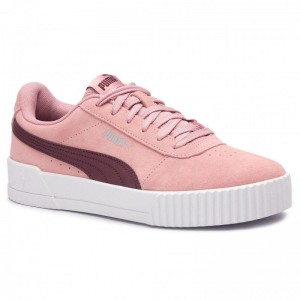 Black Friday 2020 - Puma Sneakers Carina 369864 06 Bridal Rose/Vineyard Wine