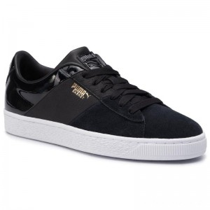 Puma Sneakers Basket Remix Wn's 369956 02 Black