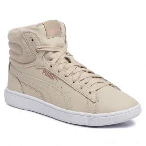 Black Friday 2020 - Puma Sneakers Vikky v2 Mid WTR 370279 02 Overcast/Rose Gold/White