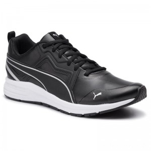 Black Friday 2020 - Puma Sneakers Pure Jogger SL 370305 01 Black/Silver/White