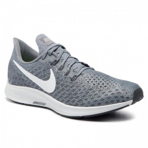 Black Friday 2020 - Nike Schuhe Air Zoom Pegasus 35 942851 005 Cool Grey/Pure Platinum