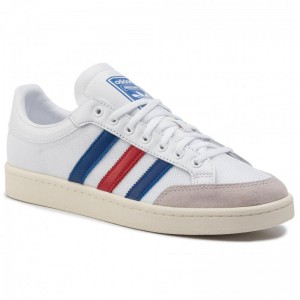 Black Friday 2020 - Adidas Schuhe Americana Low EF2508 Ftwwht/Croyal/Scarle