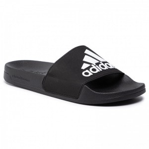 Black Friday 2020 - Adidas Pantoletten adilette Shower F34770 Cblack/Ftwwht