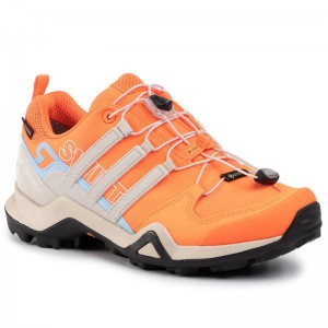 Black Friday 2020 - Adidas Schuhe Terrex Swift R2 Gtx W GORE-TEX G26559 Hireco/Cbrown/Globlu