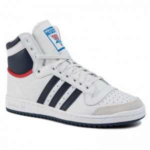 Black Friday 2020 - Adidas Schuhe Top Ten Hi D65161 Neowhi/Nny/Colred