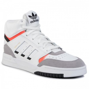 Black Friday 2020 - Adidas Schuhe Drop Step EE5220 Ftwwht/Lgrani/Solred