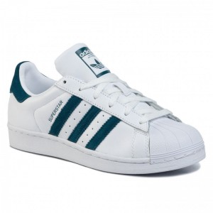Black Friday 2020 - Adidas Schuhe Superstar W EF9248 Ftwwht/Tecmin/Cblack