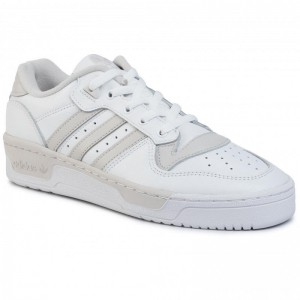 Black Friday 2020 - Adidas Schuhe Rivalry Low EE4966 FTwht/Ftwht/Greone