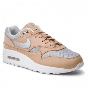 Black Friday 2020 - Nike Schuhe Air Max 1 Se Prm AO0795 200 Vachetta Tan/Metallic Silver