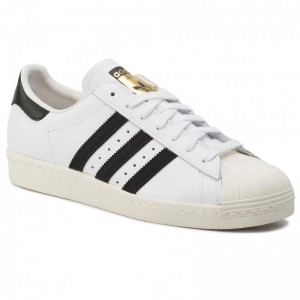 Black Friday 2020 - Adidas Schuhe Superstar 80s G61070 Wht/Black1/Chalk2