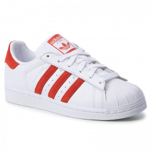 Black Friday 2020 - Adidas Schuhe Superstar EE9237 Ftwwht/Actred/Ftwwht