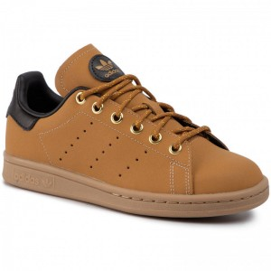 Black Friday 2020 - Adidas Schuhe Stan Smith J EG3323 Mesa/Nbrown/Eqtyel
