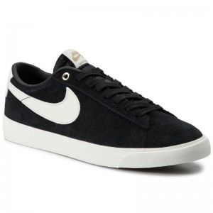 Nike Schuhe Sb Zoom Blazer Low Gt 704939 001 Black/Sail