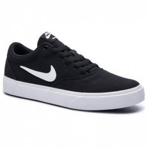 Black Friday 2020 - Nike Schuhe Sb Charge Slr CD6279 002 Black/White