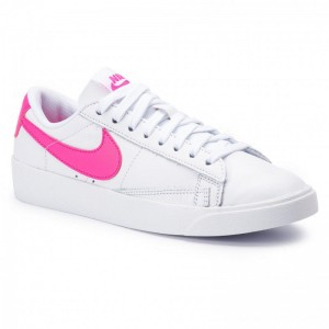 Black Friday 2020 - Nike Schuhe Blazer Low Le AV9370 102 White/Laser Fuchsia/White
