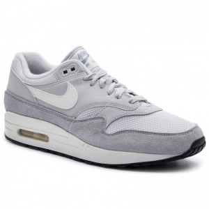 Black Friday 2020 - Nike Schuhe Air Max 1 AH8145 011 Vast Grey/Sail/Sail/Wolf Grey