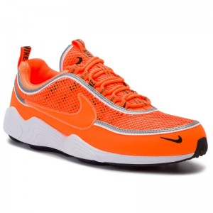 Black Friday 2020 - Nike Schuhe Air nZoom Spiridon '16 AJ2030 800 Total Orange/Black White