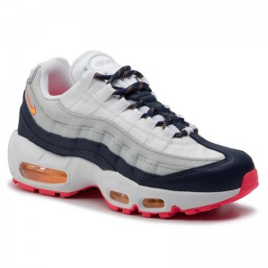 Black Friday 2020 - Nike Schuhe Air Max 95 307960 405 Midnight Navy/Laser Orange