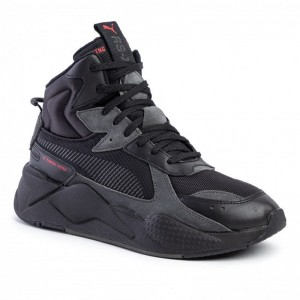 Black Friday 2020 - Puma Sneakers RS-X Midtop Binary Code 36982002 02 Black