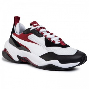 Black Friday 2020 - Puma Sneakers Thunder Fashion 2.0 37037606 06 White/P Black/Rhubarb