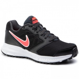 Nike Schuhe Downshifter 6 684765 002 Black/Hyper Punch/Anthracite