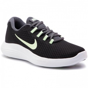 Nike Schuhe Lunarconverge 852469 008 Black/Barely Volt/Dark Grey