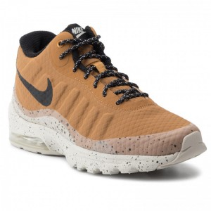 Nike Schuhe Air Max Invigor Mid 858654 700 Wheat/Black/Light Bone