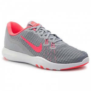 Black Friday 2020 - Nike Schuhe Flex Trainer 7 898479 006 Wolf Grey/Racer Pink/Stealth