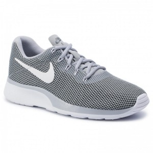 Black Friday 2020 - Nike Schuhe Tanjun Racer 921669 001 Wolf Grey/White/Black