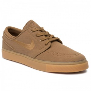 Black Friday 2020 - Nike Schuhe Zoom Stefan Janoski Cnvs 615957 204 Golden Beige/Golden Beige