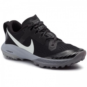 Nike Schuhe Air Zoom Terra Kiger 5 AQ2220 001 Black/Barely Grey/Gumsmoke