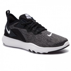 Nike Schuhe Flex Trainer 9 AQ7491 002 Black/White/Anthracite