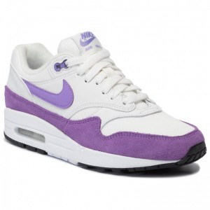 Black Friday 2020 - Nike Schuhe Air Max 1 319986 118 Summit White/Atomic Violet