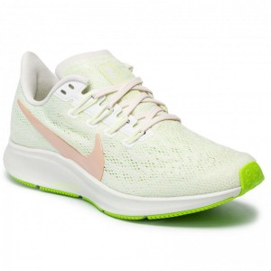 Black Friday 2020 - Nike Schuhe Air Zoom Pegasus 36 AQ2210 002 Phantom/Bio Beige/Barely Volt
