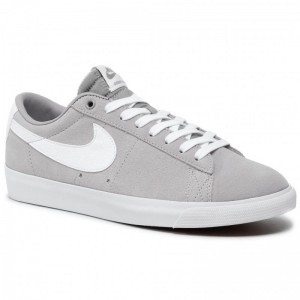 Black Friday 2020 - Nike Schuhe Sb Zoom Blazer Low Gt 704939 003 Atmosphere Grey/White