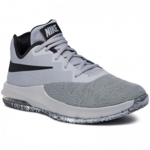 Black Friday 2020 - Nike Schuhe Air Max Infuriate III Low AJ5898 004 Wolf Grey/Black/Cool Grey