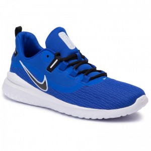 Nike Schuhe Renew Rival 2 AT7909 400 Racer Blue/Black/Football Grey