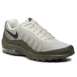 Black Friday 2020 - Nike Schuhe Air Max Invigor Print 749688 009 Light Bone/Black/Cargo Khaki