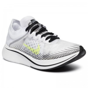Nike Schuhe Zoom Fly Sp Fast AT5242 170 White