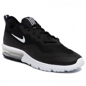 Nike Schuhe Air Max Sequent 4.5 BQ8824 003 Black/White
