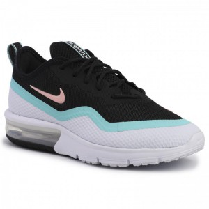 Nike Schuhe Air Max Sequent 4.5 BQ8824 002 Black/Bleached Coral/White