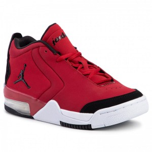 Nike Schuhe Jordan Big Fund (Gs) BV6434 601 Gym Red/Black/White