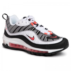Black Friday 2020 - Nike Schuhe Air Max 98 AH6799 004 White/Solar Red/Dust